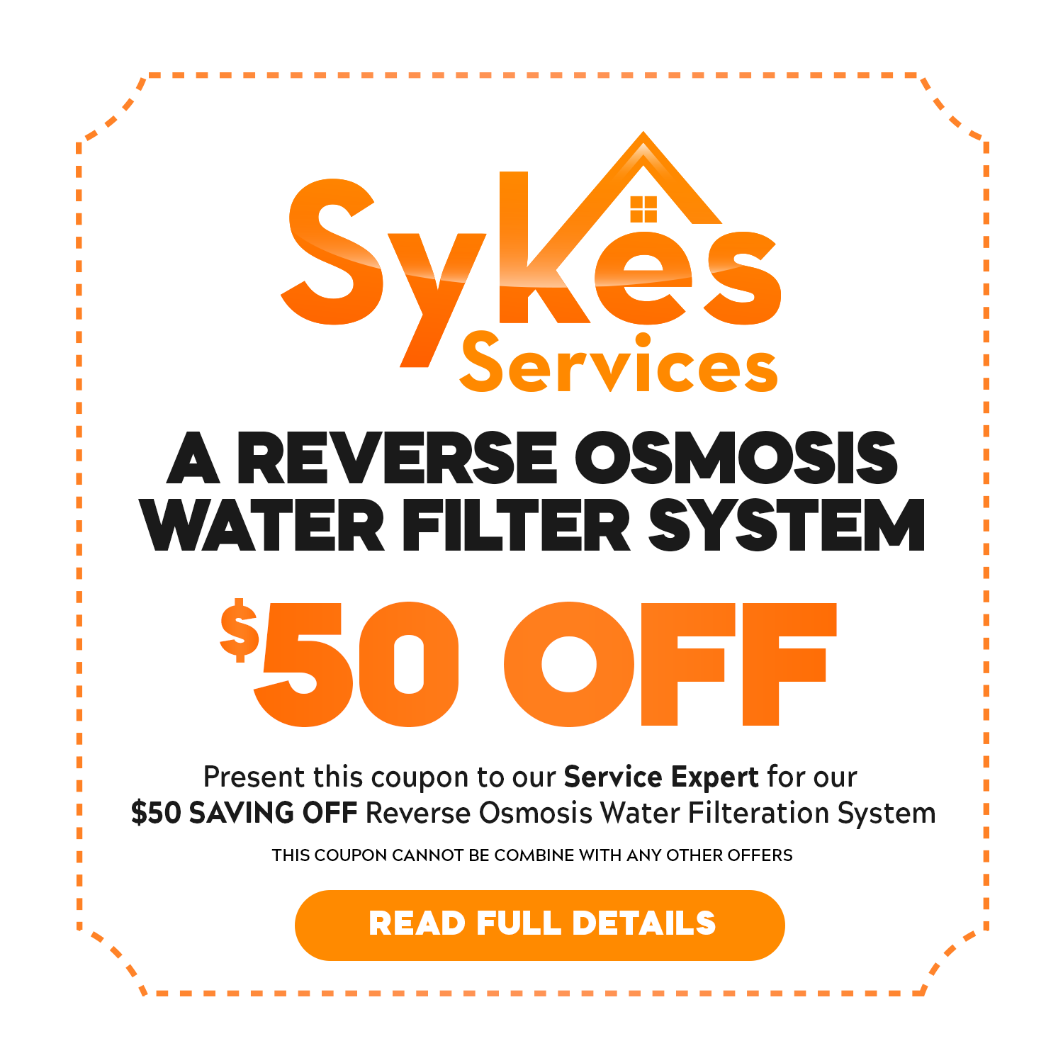 Plumbing Services Waldorf MD Reverse Osmosis Water Filter System Coupon Special