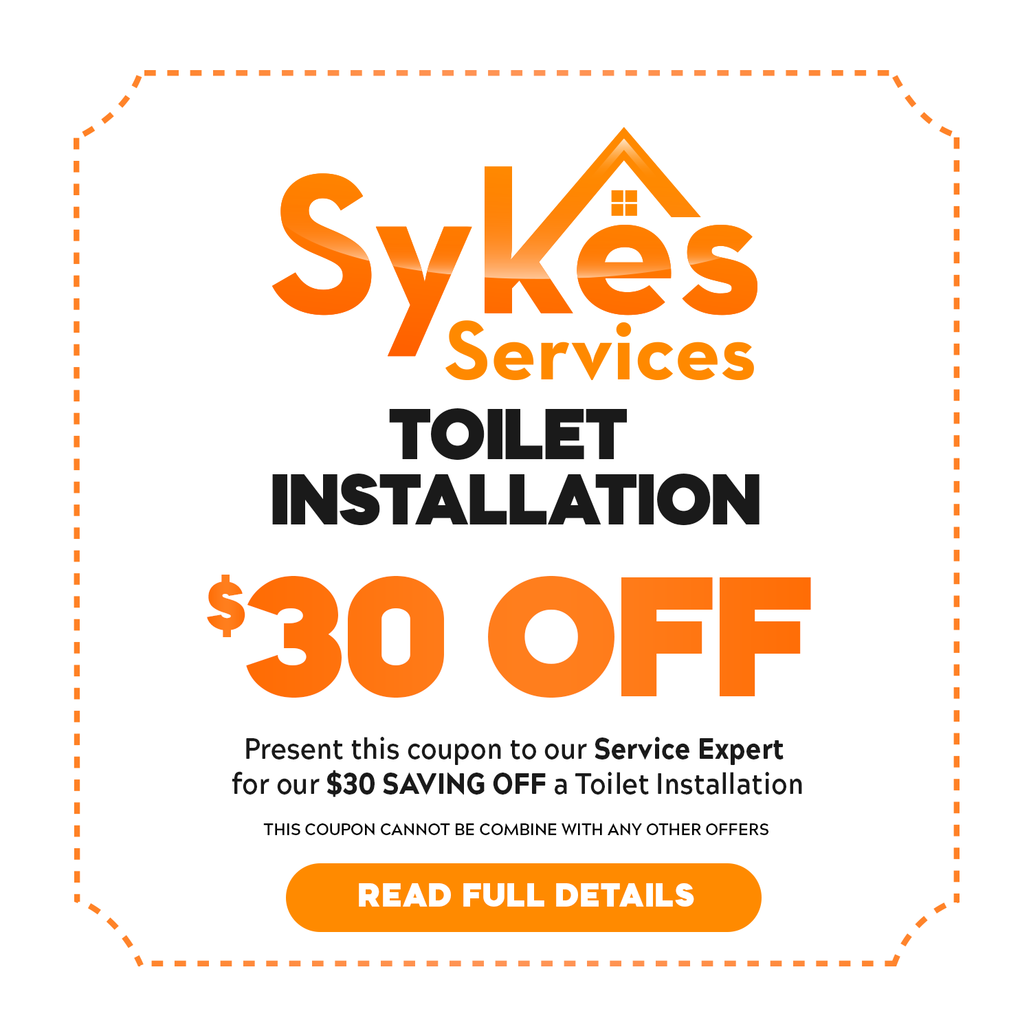Plumbing Services Waldorf MD Reverse Toilet Installation Coupon Special