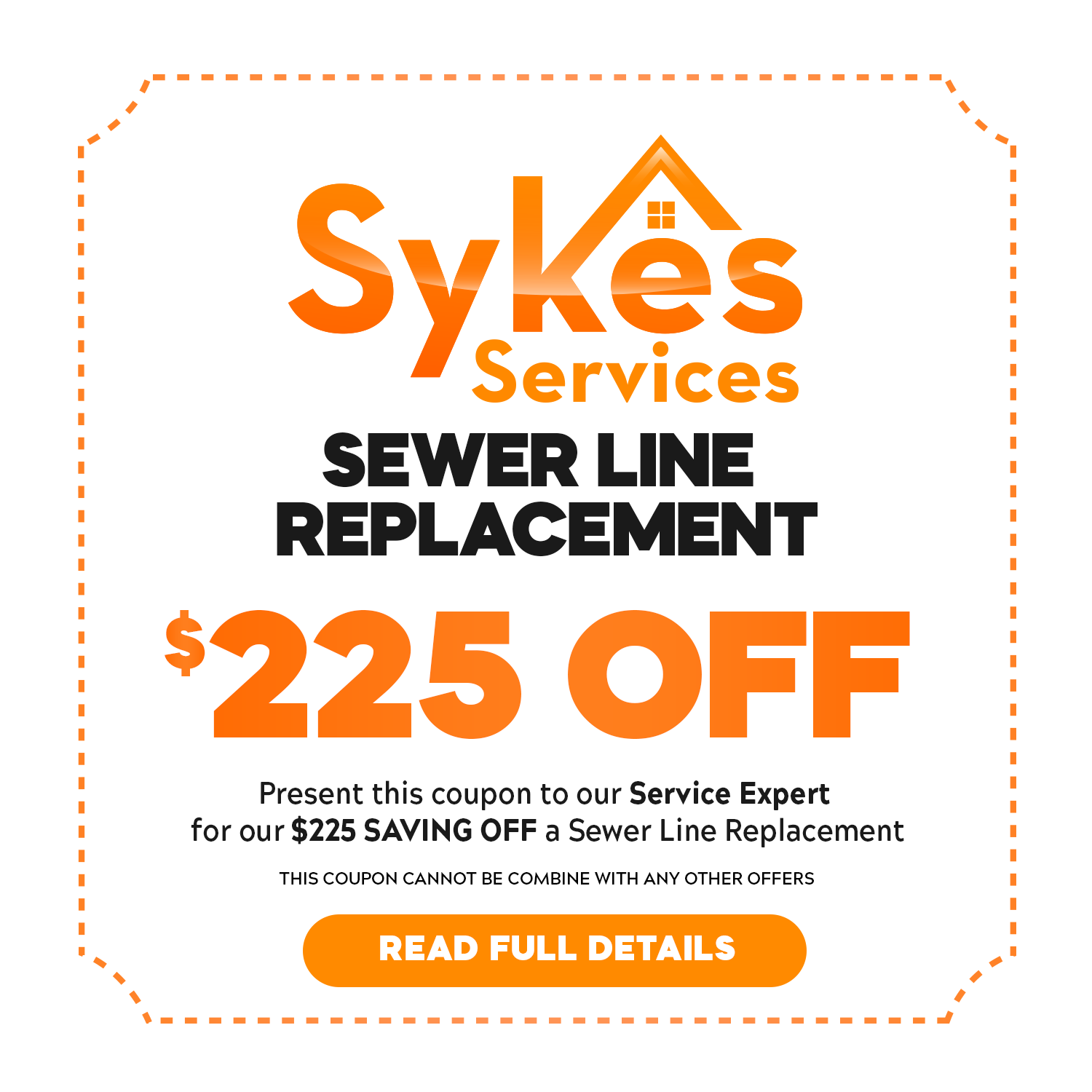 Plumbing Services Waldorf MD Sewer Line Replacement Coupon Special